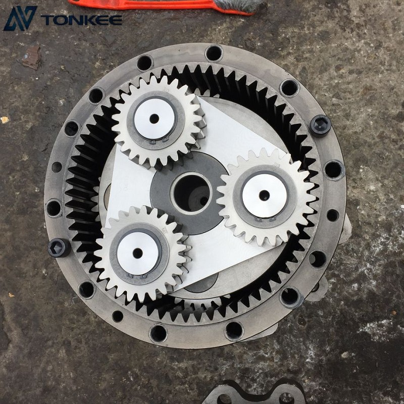Doosan Hydraulic Swing Gearbox ,DX225LCrotationgearbox,DH225LCSwing reduction gearbox