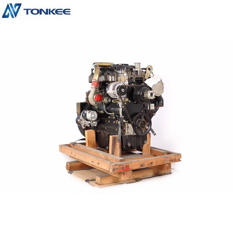 1104C-44T Engine Assy