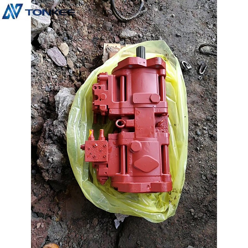 K3V112DT Hydraulic Pump Convert to HPV95 Used Pump Fit For PC200-6 ,Covert Pump