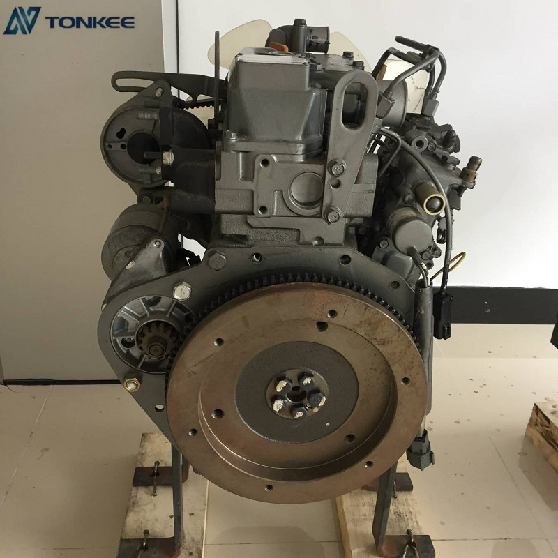 2TNV70-PFRC Complete Engine Assy CS-EN054 Desiel engine Assy  2TNV70 Engie assembly For excavator