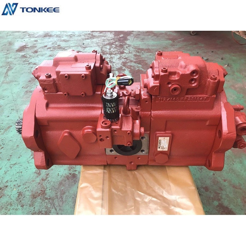 31Q8-10030 Main Pump Assembly  KAWASAKI Hydraulic Pump ASSY K5V140DTP Piston Pump for Hyundai R305-9 Excavator