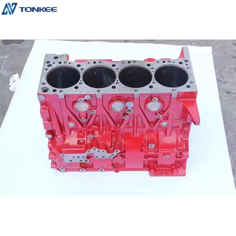J05E Engine Block OEM NO 11401-E0702 Cylinder Block KOBELCO Engine Cylinder Blcok use for SK210-8 SK250-8 SK260-8 SK200-8