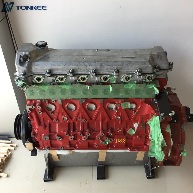 J08E Engine BLock J08E Engine Head KOBELCO Engine Parts Engine J08E Engine Bare Engine For SK330