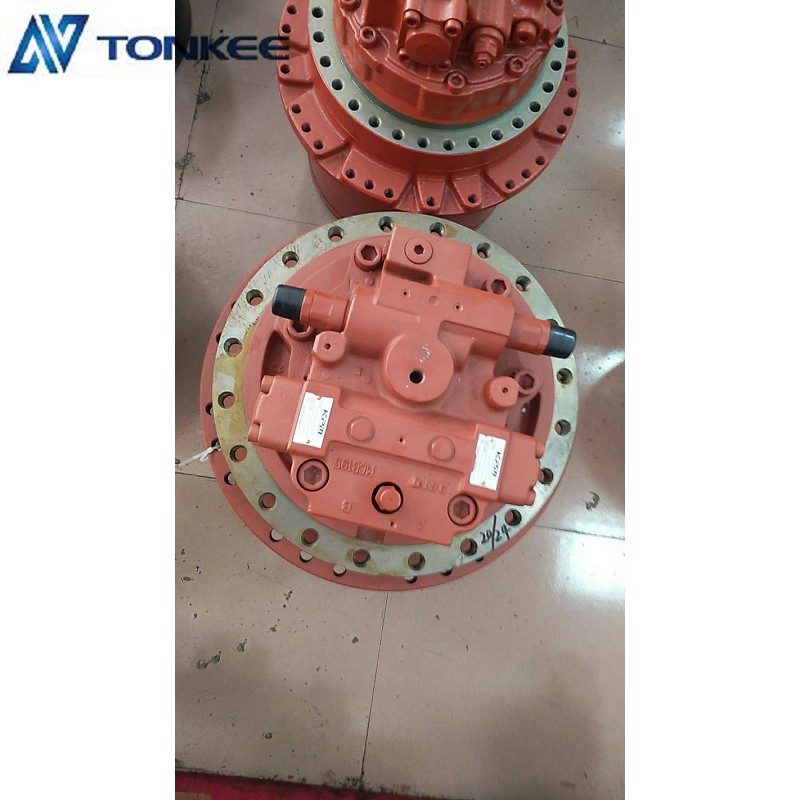 EC290B travel motor assy DH300-5 DH300-7 final drive R290LC track device 20 holes & 24 holes