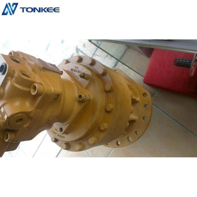 CAT 345BL swing motor and swing reduction gearbox E345BL Swing motor assy