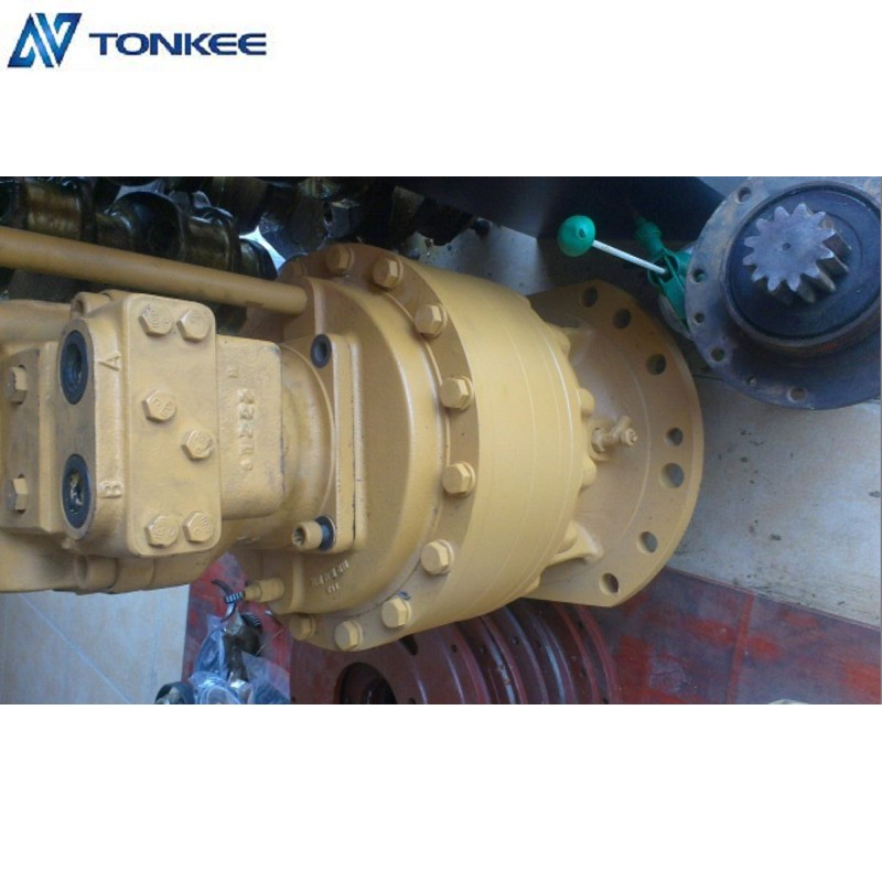 cat 345bl swing motor and swing reduction gearbox