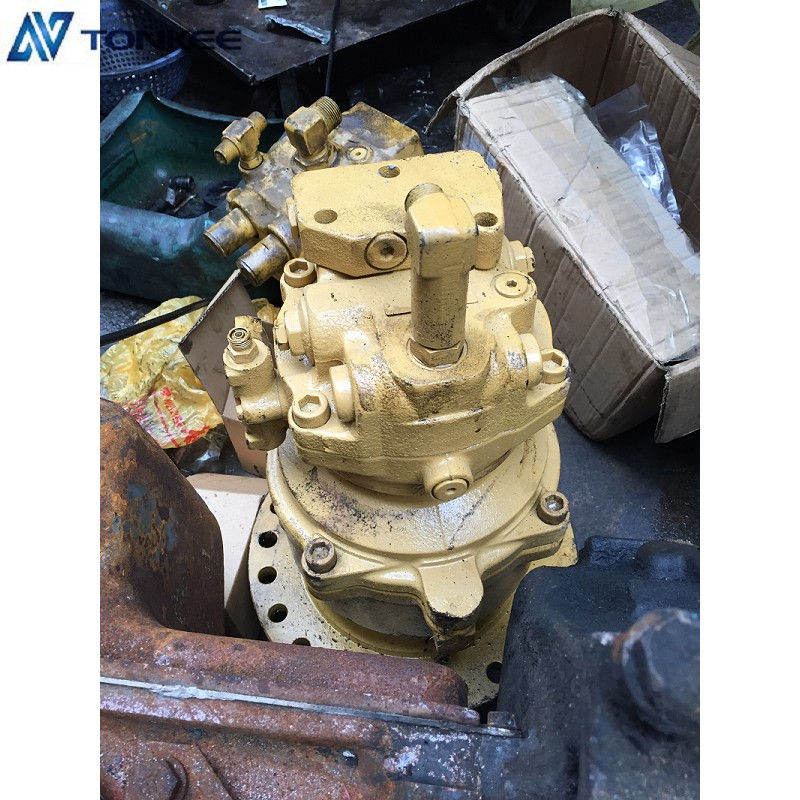 CAT E307D swing device swing motor assy