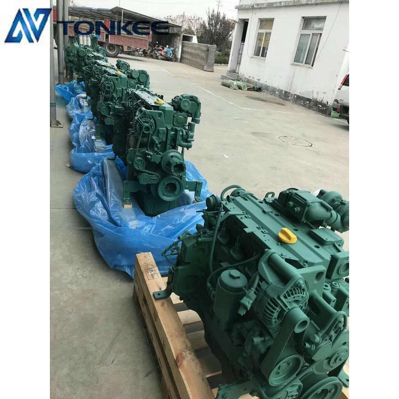EC210 Genuine New Engine assy,D6E electronic engine ,VOLVO 210 Common rail complete engine