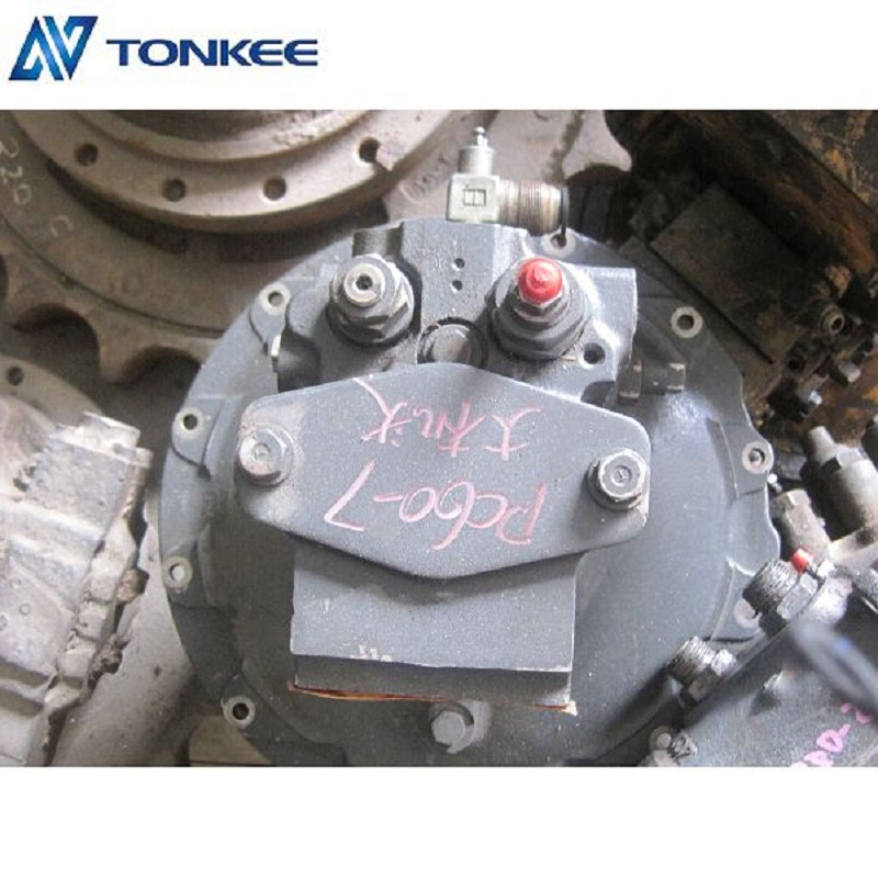 PC60-7 4D102 HYDRAULIC MAIN PUMP