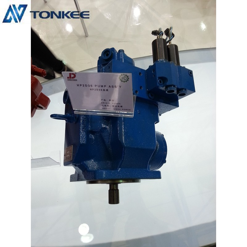 AP2D36DT HANDOK hydraulic main pump, AP2D36 piston pump,Main pump