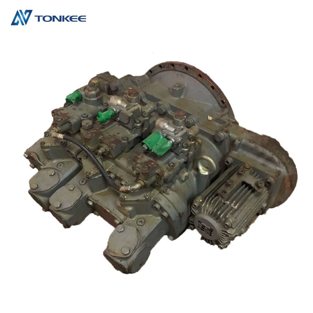 genuine used 4723104 YB60000335 HPV118JX-23C hydraulic main pump excavator ZH200-A ZH200LC-A HPV118JX hydraulic pump device for HITACHI