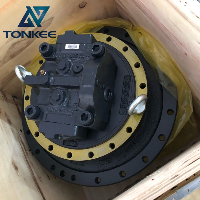 708-8F-31540 708-8F-31140 final drive group PC200-7 PC200-8 travel motor assy excavator hydraulic travel device