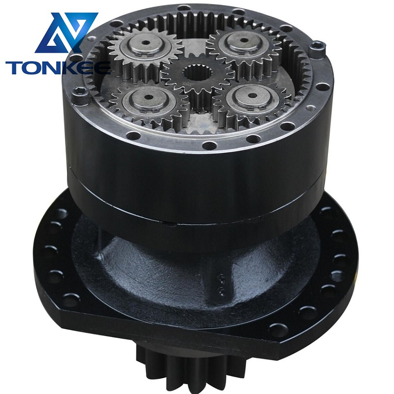 SK200-8 Swing motor gearbox SK200 Swing reduction gearbox YN32W00019F1 swing reducer for KOBELCO excavator