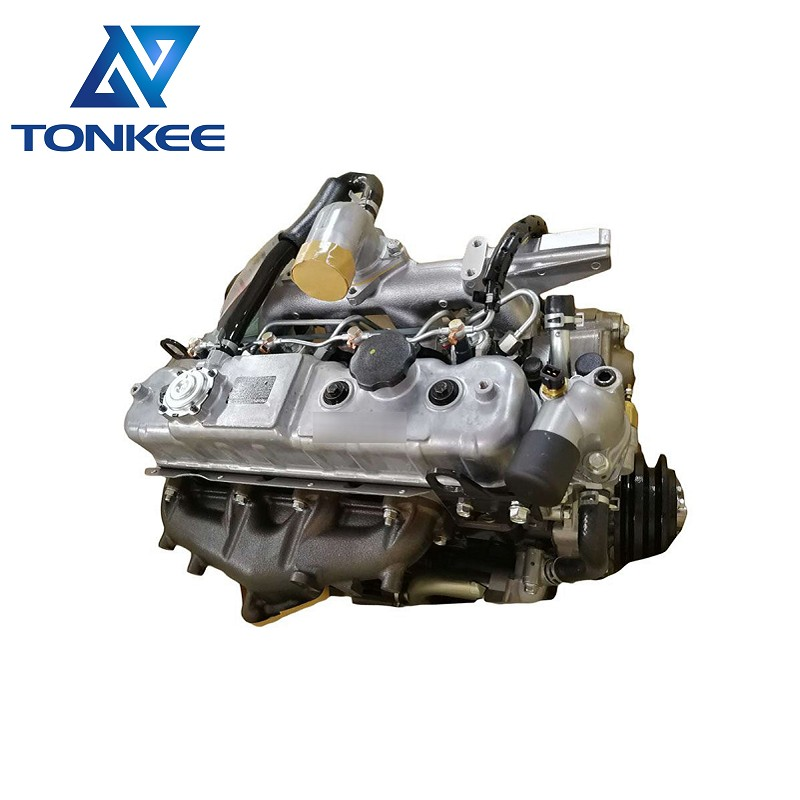 Brand New 4JG1 diesel engine assy ZX70 SY55 SY65 SY75 Excavator Complete Engine for ISUZU