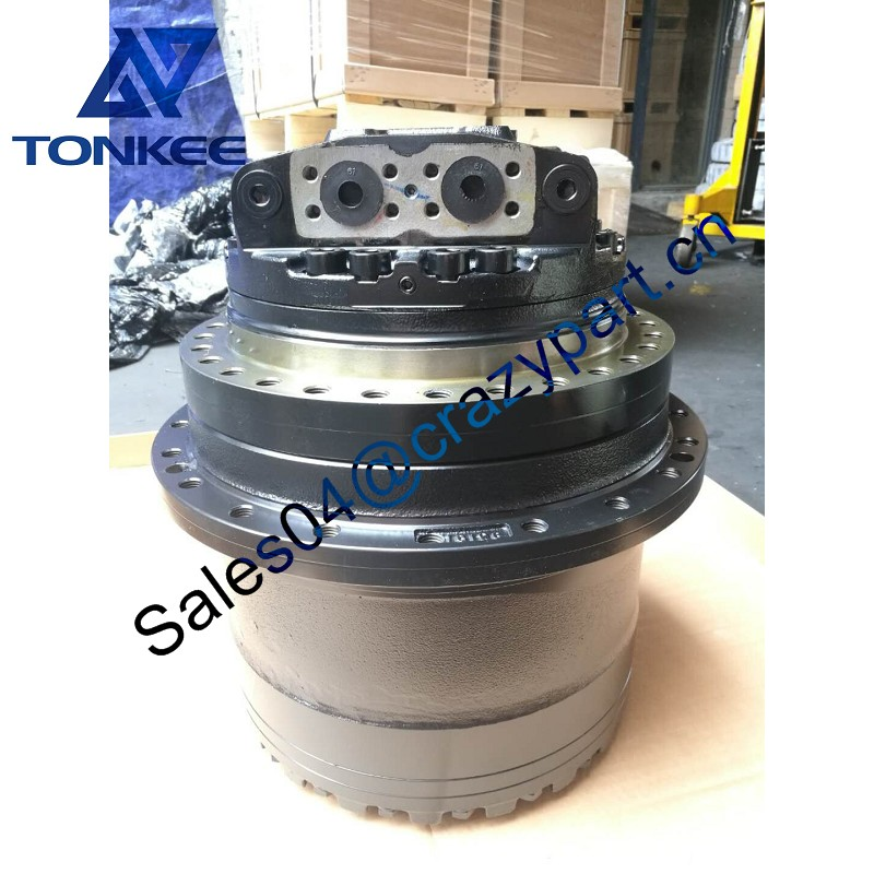 Genuine New 67684001 final drive group R160LC R160 travel motor assy for HYUNDAI excavator