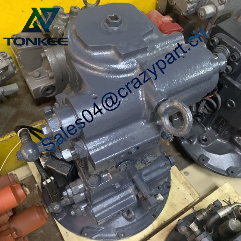 Genuine used PC220LC-6LC Hydraulic main pump without gear pump / with gear pump
