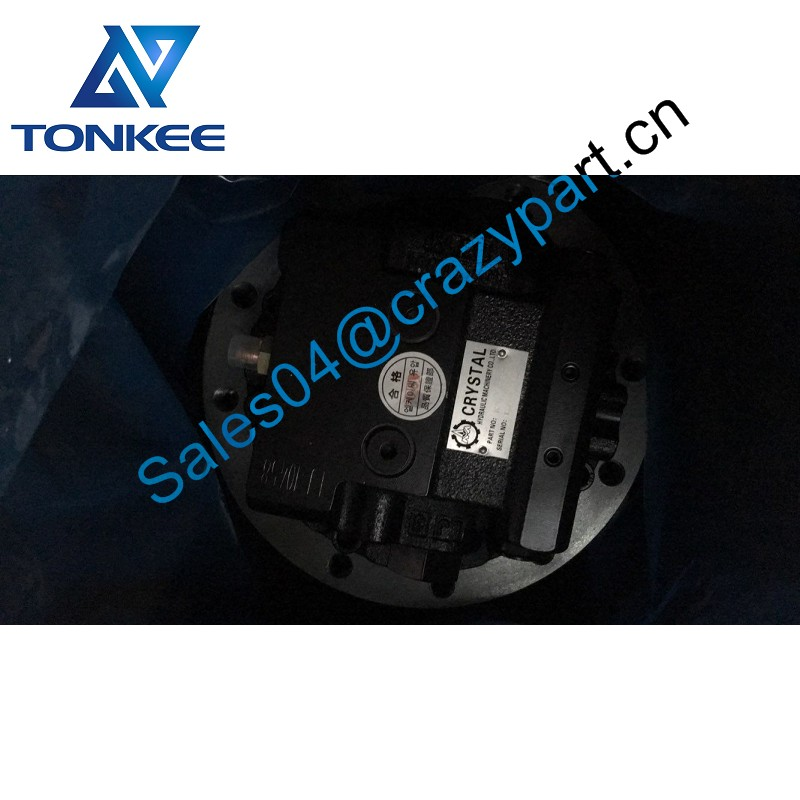 Travel motor for Excavator ,Chinese Professional excavator parts supplier, High quality, Long-life, Unbeatable price for excavator 67684001 travel motor assy ,R160LC final drive with motor,Doosan New Travel motor assy , Travel motor assy