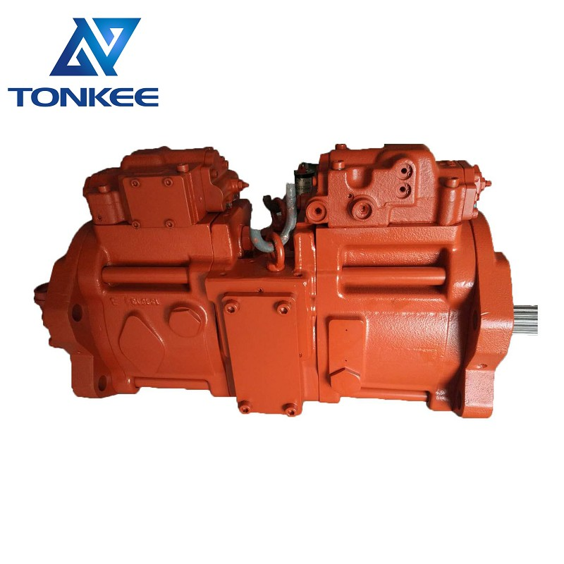 K3V112DTP K3V112DTP1H9R-9P12 hydraulic piston pump 31Q6-10010 R210LC-9 R210W-9 hydraulic main pump without PTO gearbox for HYUNDAI excavator
