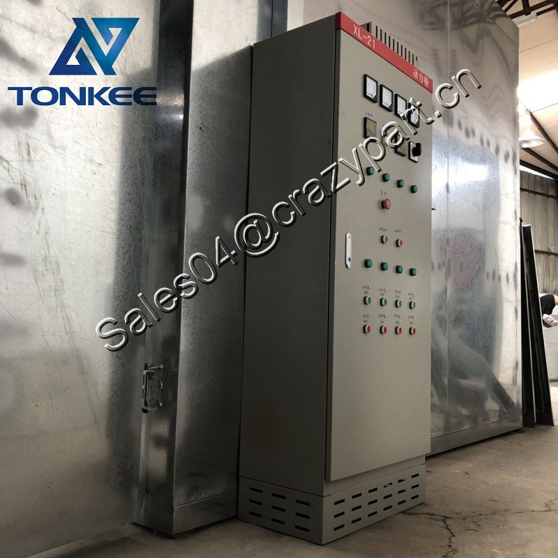XL-21 Power Distribution Cabinet Electrical control switchboard panel board XL-21 Series 3 phase Low Voltage power Distribution swithgear Box with switch and wire