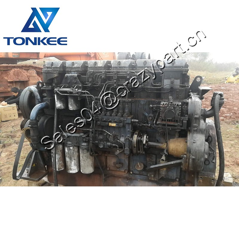 S6R-Y2TAA-2 S6R diesel engine assy EX1200-5 EX1200 complete engine assy suitable for HITACHI