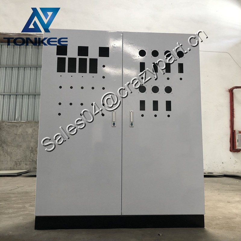 MCC VFD PLC control board electrical box enclosure panel boards electrical control cabinet