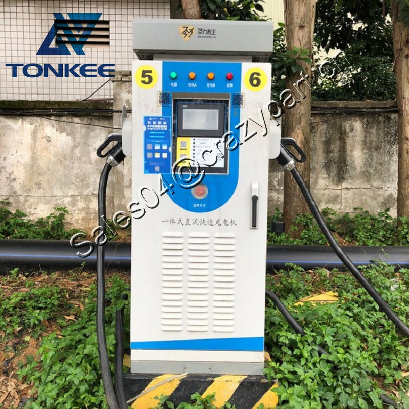 Electric Vehicle Charging Pile Cabinet Electric Vehicle DC Charging Station enclosure