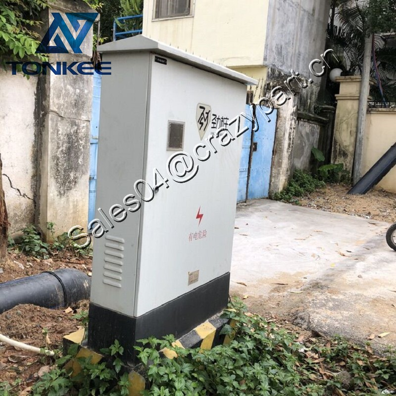 Outdoor low voltage power distribution cabinet outdoor power enclosure for Charging pile use
