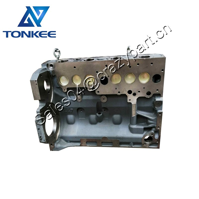 BF4M2012C engine block BF4M2012-13T2-1041 engine cylinder block