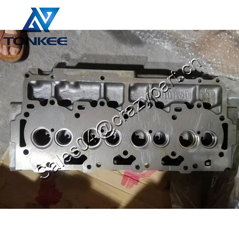 Excavator Diesel engine 3204 cylinder head assy for wholesale