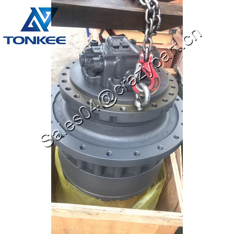 207-27-00371 207-27-00370 207-27-00260 final drive assembly PC300-7 PC350-7 PC360-7 excavator travel motor assy