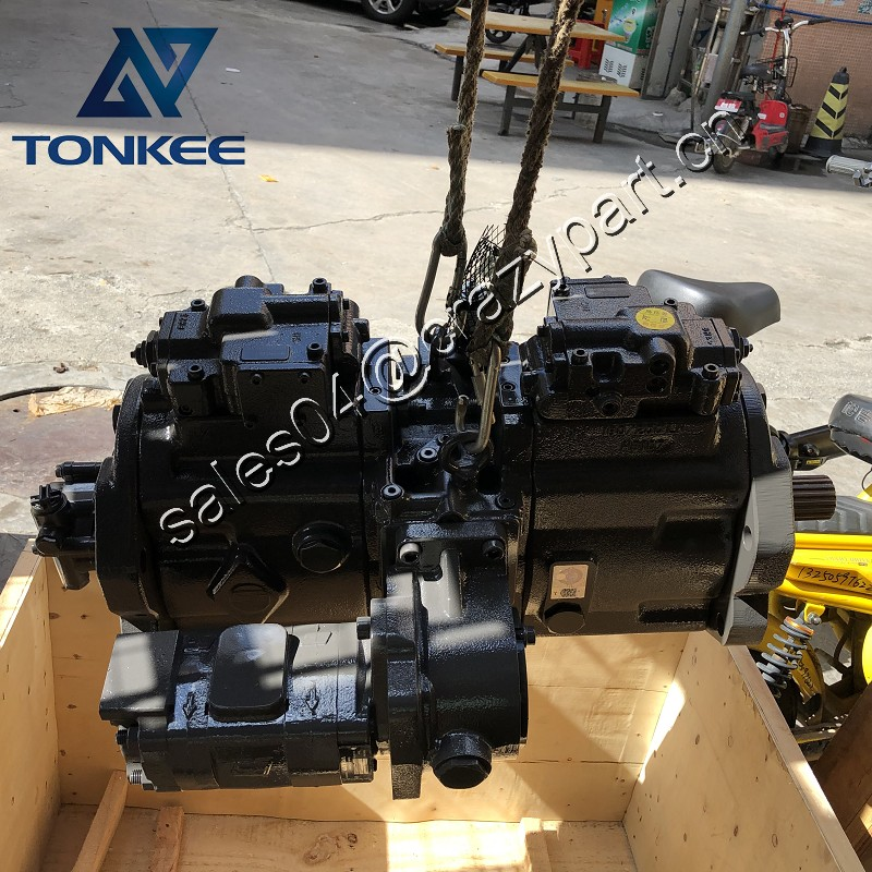 K3V180DTP160R-9C0G K3V180DTP hydraulic main pump with two gear pump EC360 EC360BLC R360LC-7 31NA-10020 excavator piston pump