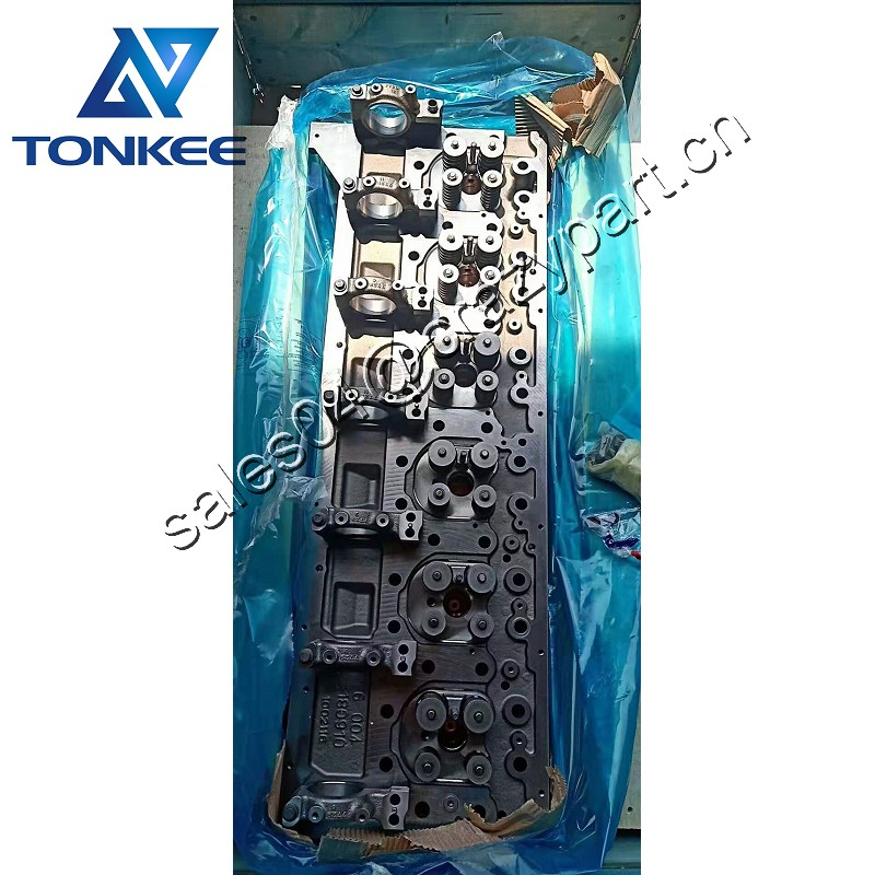 EC700B D16E Engine cylinder head assy