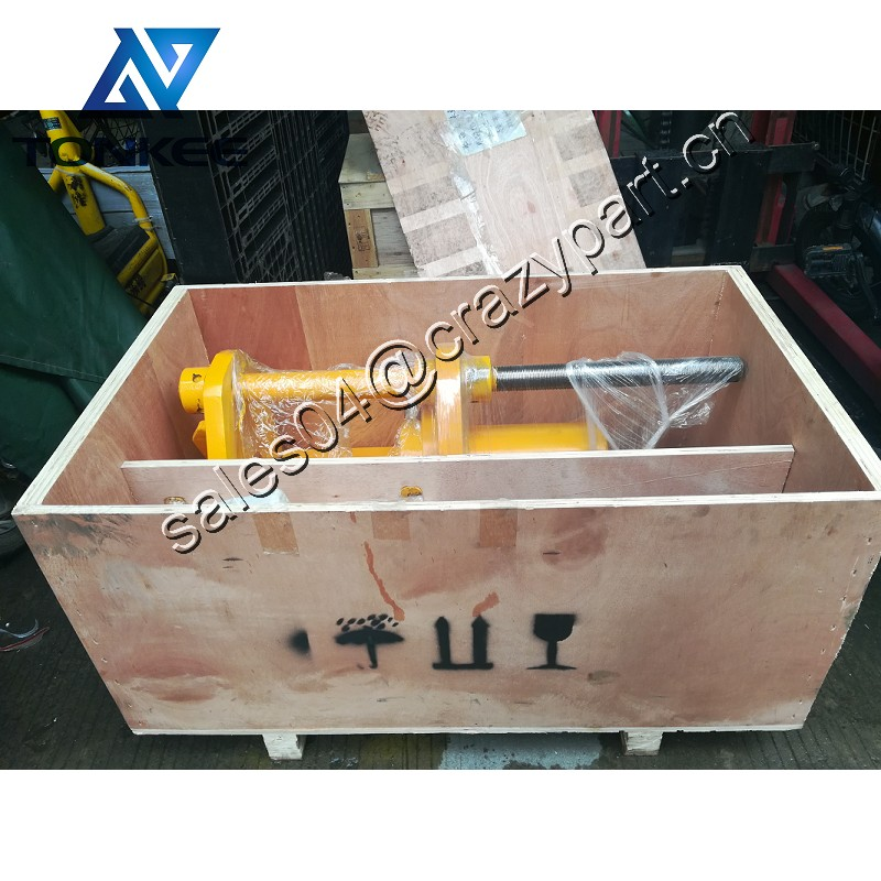 100 TON Hydraulic track link pin press 100 T hand power excavator pin press for 20-30T excavator
