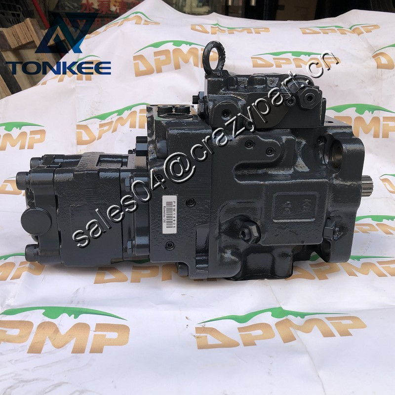 708-3S-04570 708-3S-00461 708-3S-00460 708-3S-00522 708-3S-00521 708-3S-00830 Hydraulic Pump PC40MR-2 PC50MR-2 PC55MR-3 excavator main pump without solenoid