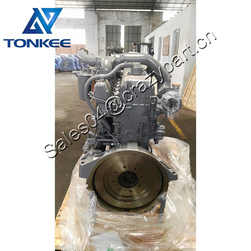AA-6WG1TQA 6WG1-TABEB-01-C2 6WG1 Whole diesel engine assembly ZX450 ZX650 excavator complete engine assy