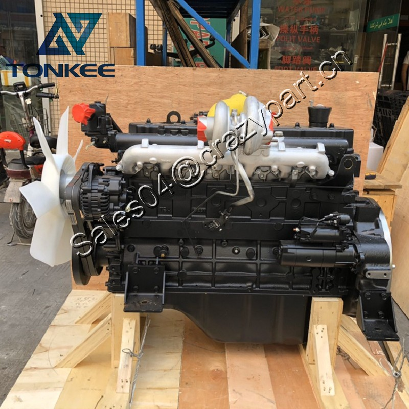 131-9017 3066 S6KT 7JK 43345 95.5KW 1800RPM complete diesel engine assy 320B 320BL 320C without intercooling whole excavator diesel engine assembly