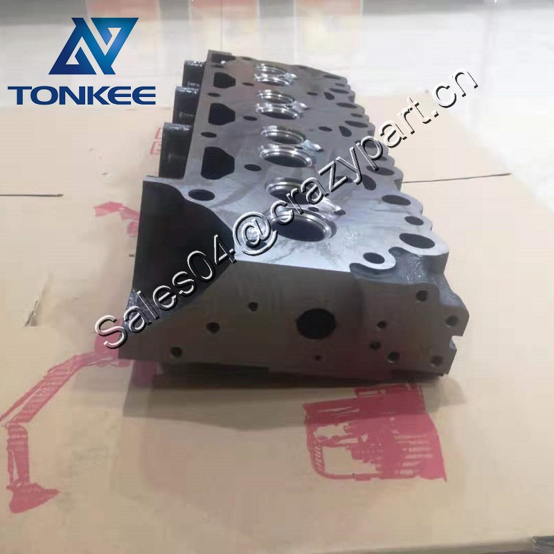 Aftermarket D5D Cylinder head VOE20970720 20970720 Engine head assy for Wholesale