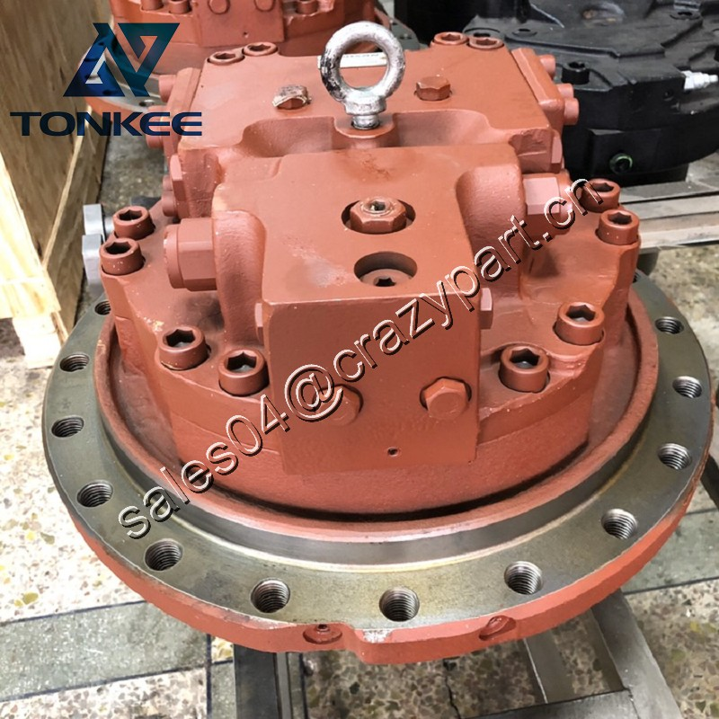 2401-1225 DTD290V travel motor without gearbox SOLAR 280 S290 S300 DX340 crawl excavator hydraulic motor
