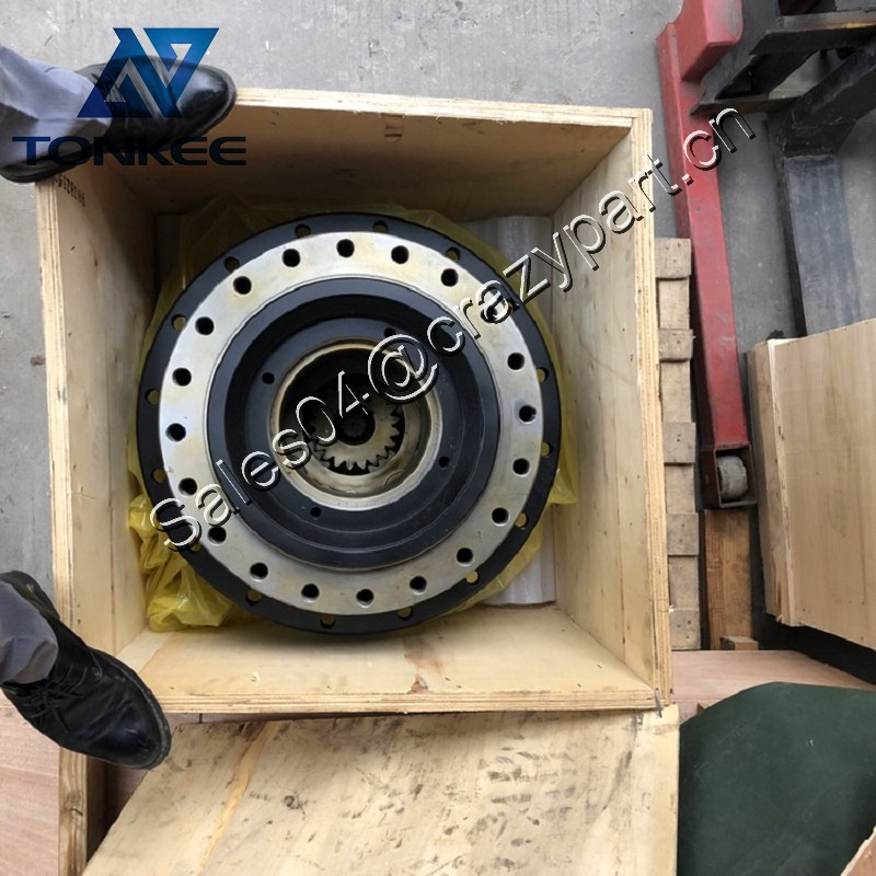3530562 227-6188 453-7463 DRIVE GP FINAL WITHOUT MOTOR 330D 336D 336E 336F 340D crawl excavator final drive travel gearbox without hydraulic motor