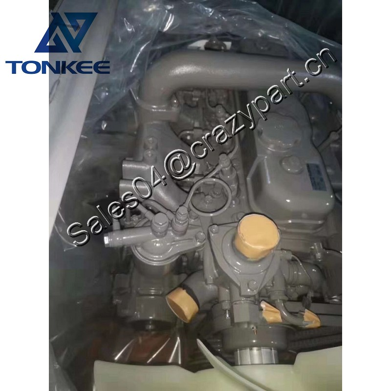 4BG1 Whole Diesel Engine assy 4 Cylinder Engine assy
