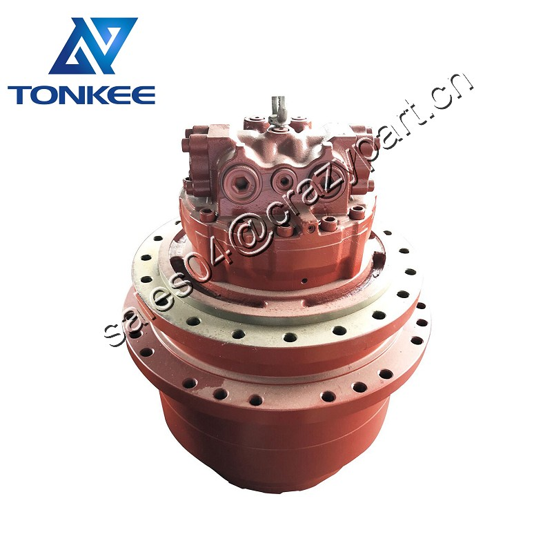 MAG-180VP-G B0240-93111 final drive unit DH300-7 SOLAR 280 S290 S300 hydraulic crawl excavator travel motor with gearbox assy 20*24 holes suitable for 29 30 ton excavator