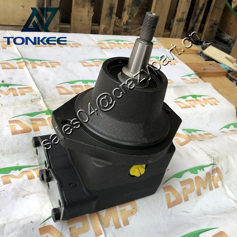 4634936 fan drive oil motor for radiator ZX450-3 ZX470-3 ZX500LC-3 ZX520-3 ZX870-3 hydraulic crawler excavator fan drive motor made in China suitable for HITACHI