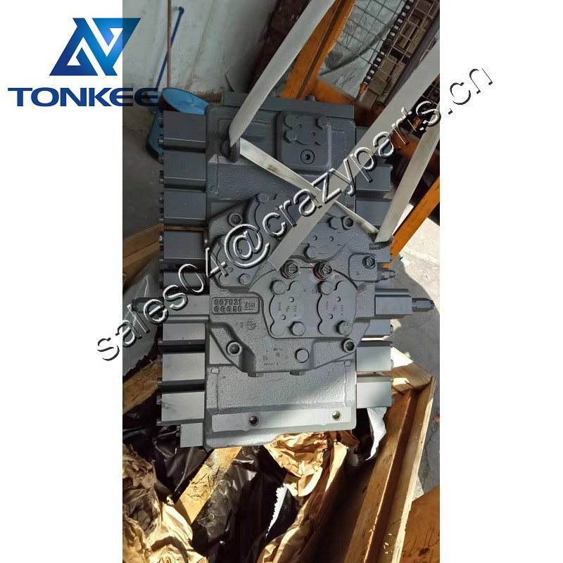 11117949 007021 GGG50 main control valve R906 R916 R926 Litronic hydraulic crawler excavator main control valve suitable for LIEBHERR