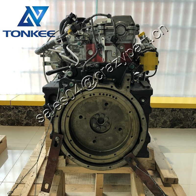 J08E J08E-TA complete diesel engine assy SK330-8 SK350-8 excavator diesel engine assembly suitable for HINO KOBELCO