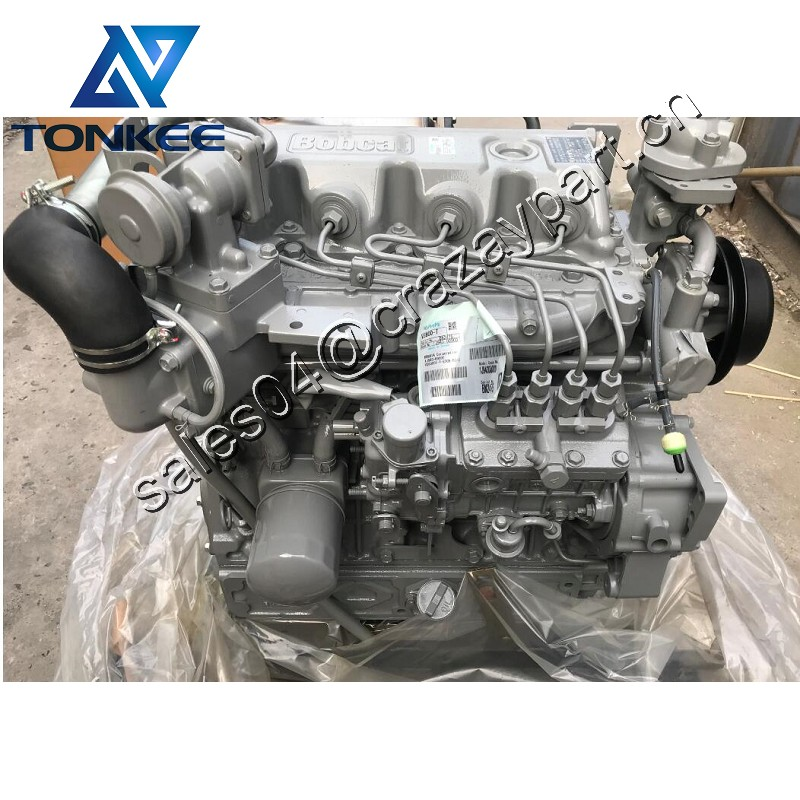 brand new tractor genuine spare parts 7143615 7141592 7139533 1J943-00000 diesel engine assembly V3800DI-T-E3B-BC-3 V3800DIT Tier 3 with EGR S330 tractor complete diesel engine assy suitable for BOBCAT