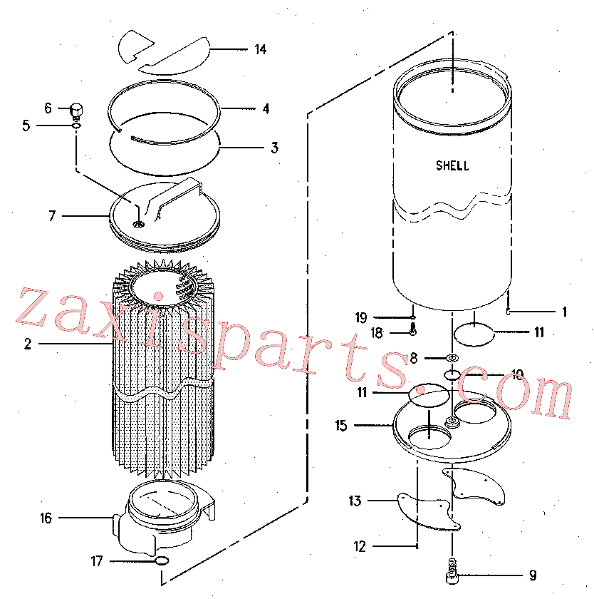 CAT 095-1510 for 320B L Excavator(EXC) hydraulic system 126-2080 Assembly